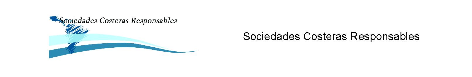 Sociedades costeras responsables