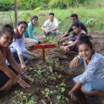 Sembrando educación para cosechar conservación