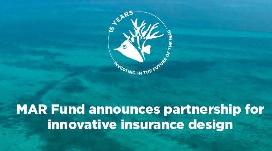 MAR Fund announces partnership for innovative insurance design