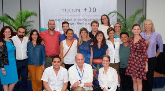 Tulum +20 – COP 13 Biodiversidad en Cancún, México.