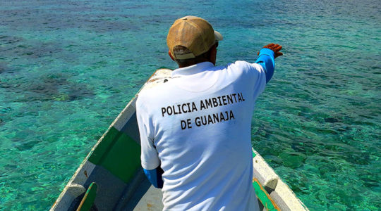 La ruta hacia nuevas zonas de recuperación pesquera en Honduras