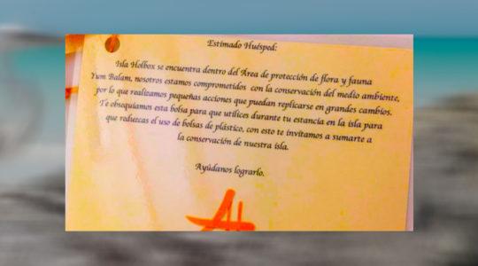 Victorias en México – Buenas prácticas en gestión hotelera en Isla Holbox  Área de Protección de Flora y Fauna Yum Balam, México