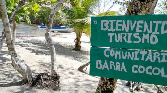 Pescadores de Barra Cocolí inauguran proyecto de turismo comunitario