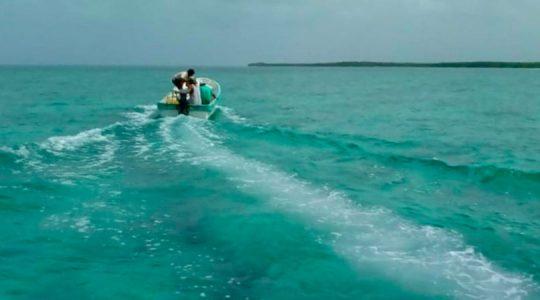 Fortalecen estrategias y operaciones de vigilancia en los arrecifes de Cozumel